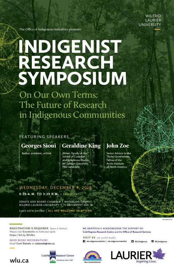 INDI-3058-OCT19 Indigenist Research Symposium 2019